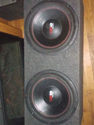Photo 2 ds18 12 subwoofers in sealed box