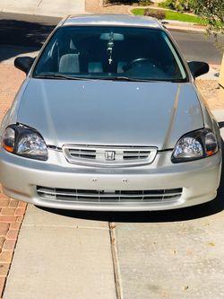 1999 Honda Civic Thumbnail