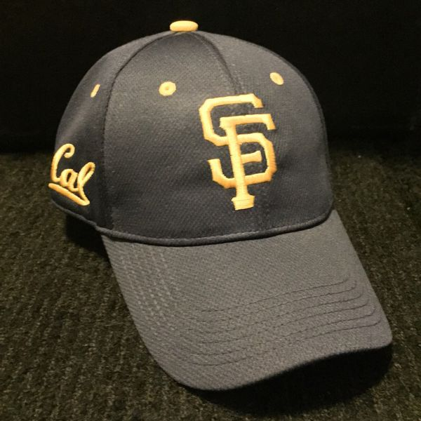 3d491c3d SF Giants Cal Bears Hat for Sale in San Francisco, CA - OfferUp
