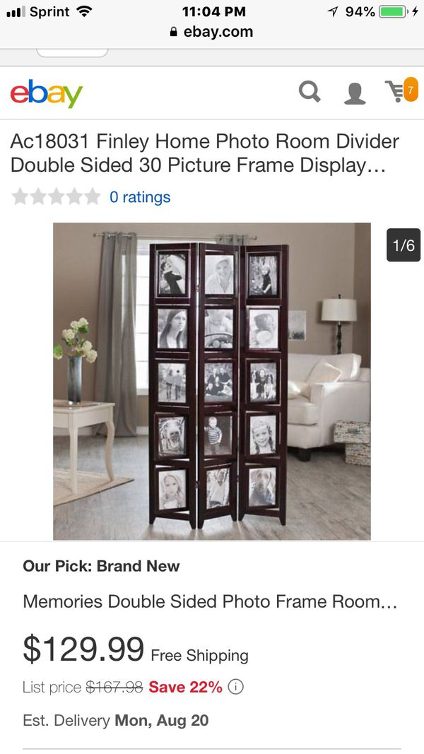 New high end photo room divider for Sale in Cincinnati OH OfferUp