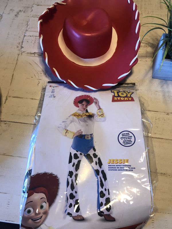 5a9d25fd0797e ADULT Halloween Costume Toy Story for Sale in Garden Grove
