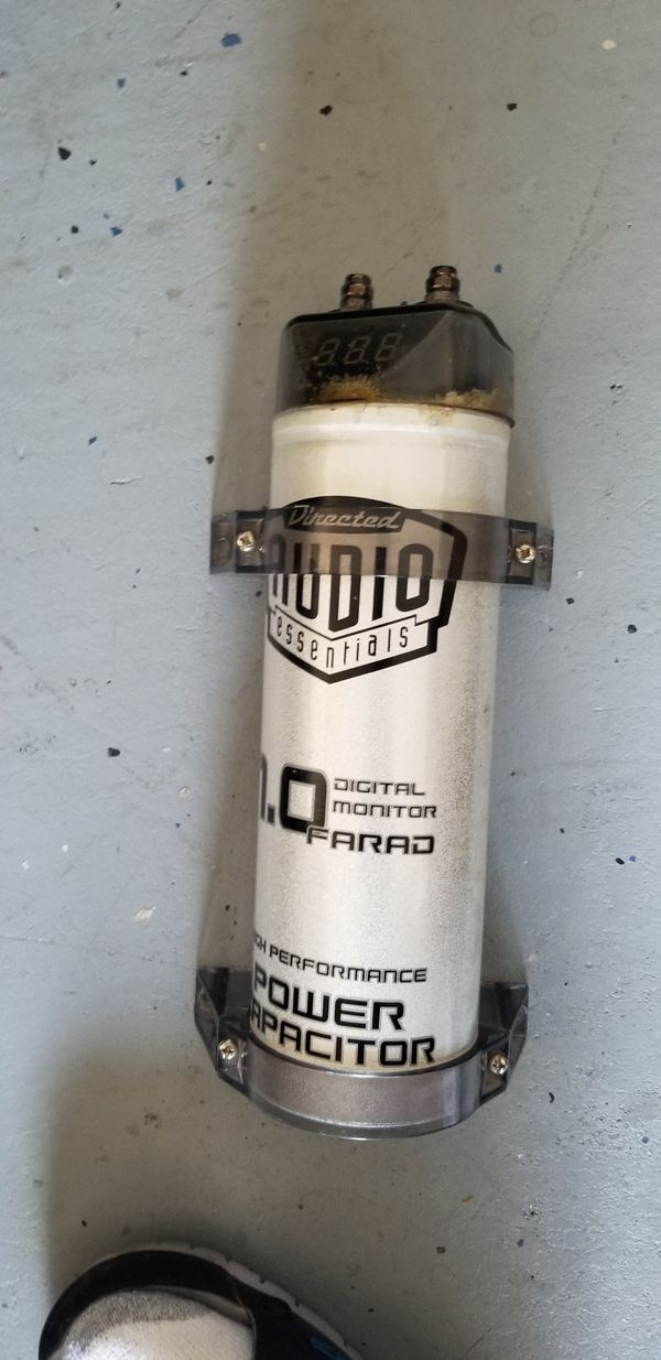 1 farad capacitor for Sale in Phoenix, AZ - OfferUp