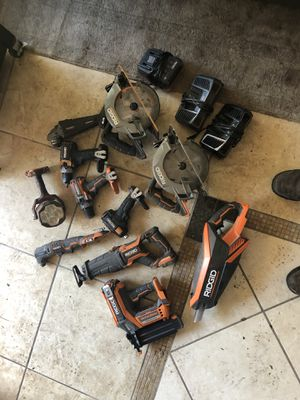 Rigid Power Tools for Sale in Orlando, FL