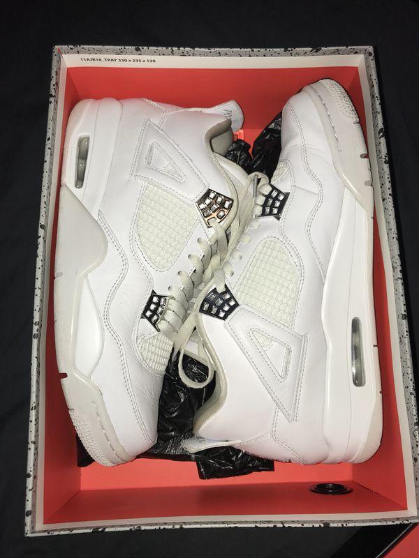 592a501a46ed36 Air Jordan Pure Money 4s Size 10.5 for Sale in Santa Clarita