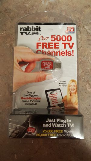 FREE TV CHANNELS DEVICE for Sale in Alexandria, VA