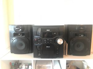 RCA Bluetooth stereo system for Sale in Nokesville, VA