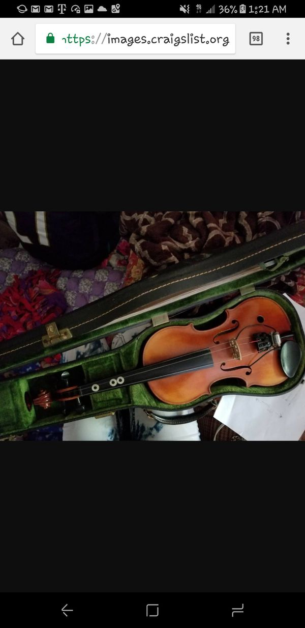 New and Used Violin for Sale in Gig Harbor, WA - OfferUp