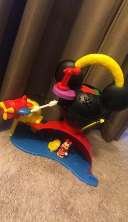 Mickey Mouse club house Thumbnail