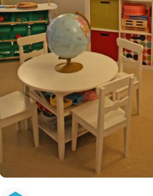 Kids wood table for Sale in Port Hueneme, CA