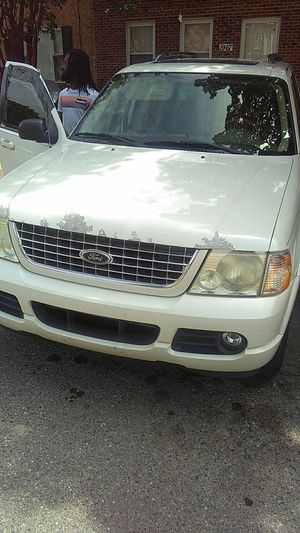 2003 Ford explorer limited for Sale in Camp Springs, MD