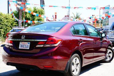 2013 Honda Civic Thumbnail