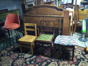 Vintage and antique chairs starting at $20 for Sale in Philadelphia, PA