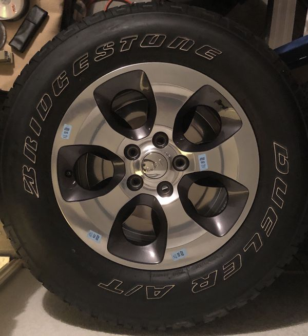 2016 Jeep Wrangler Rim/Tire X5 For Sale In Woodbridge, VA