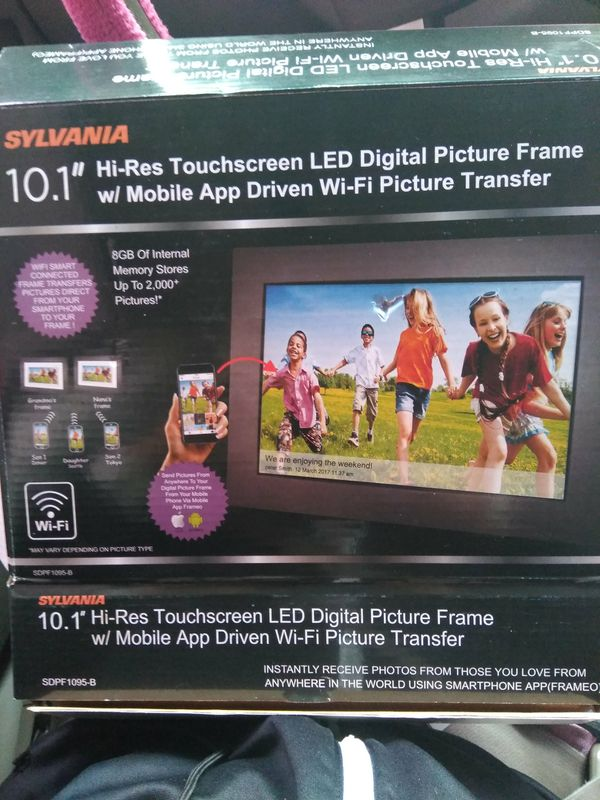 10 Digital Picture Frame With App Mobile For Sale In Edmond Ok