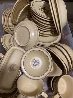 Set of over 54 Pieces China Collection In Great Condition Asking $150. Obo today Thumbnail