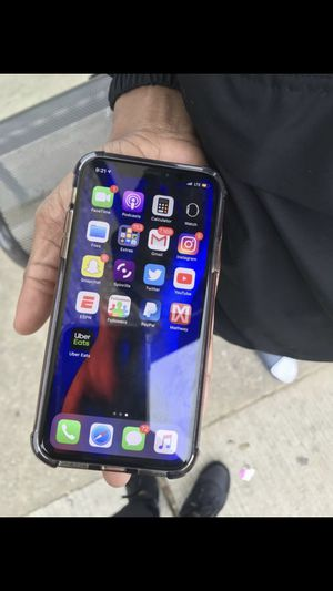iPhone X for Sale in Washington, DC