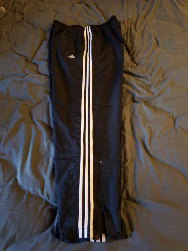 Men's Adidas Track/Wind Breaker Pants Size Medium for Sale in Los Angeles,  CA - OfferUp