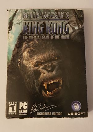 King kong pc game for Sale in Costa Mesa, CA