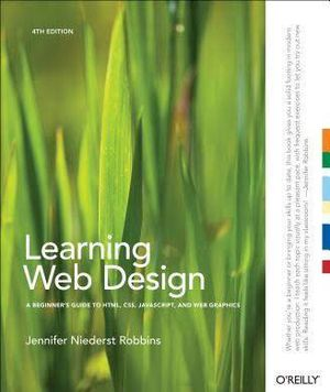 Learning Web Design: A Beginner's Guide to (X)HTML, StyleSheets, and Web Graphics for Sale in Greensboro, NC