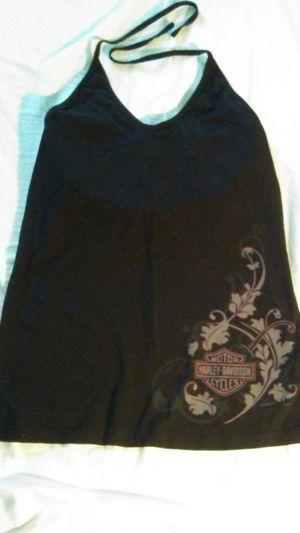 5ee61b70d48 Ladies Harley Davidson sleeveless top size medium for Sale in ...
