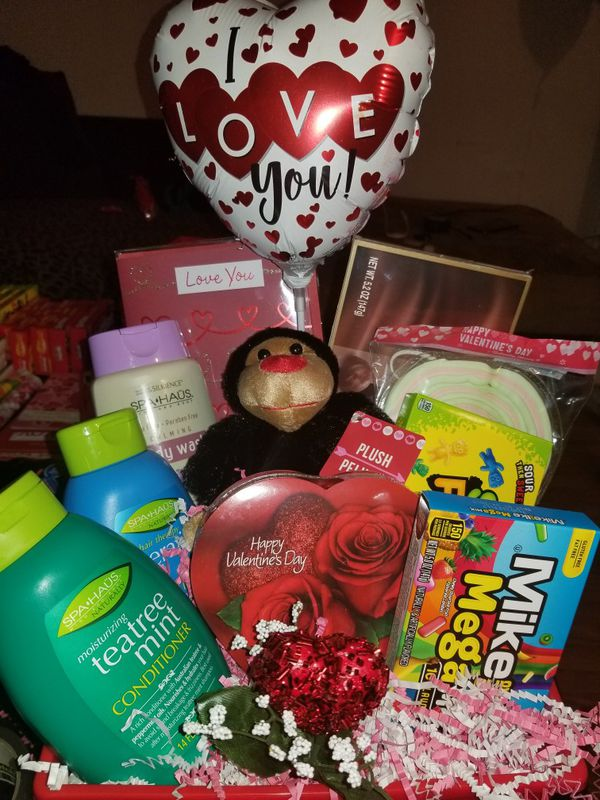 Valentine's Day Gift baskets. Charlotte, NC
