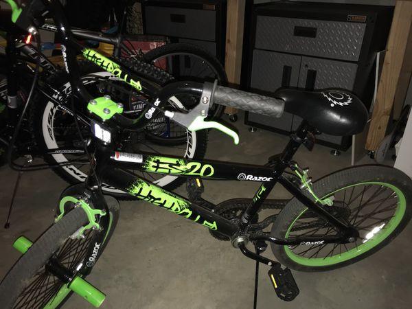 6f351064e4c57 Razor High Roller BMX Freestyle Bike for Sale in Batavia