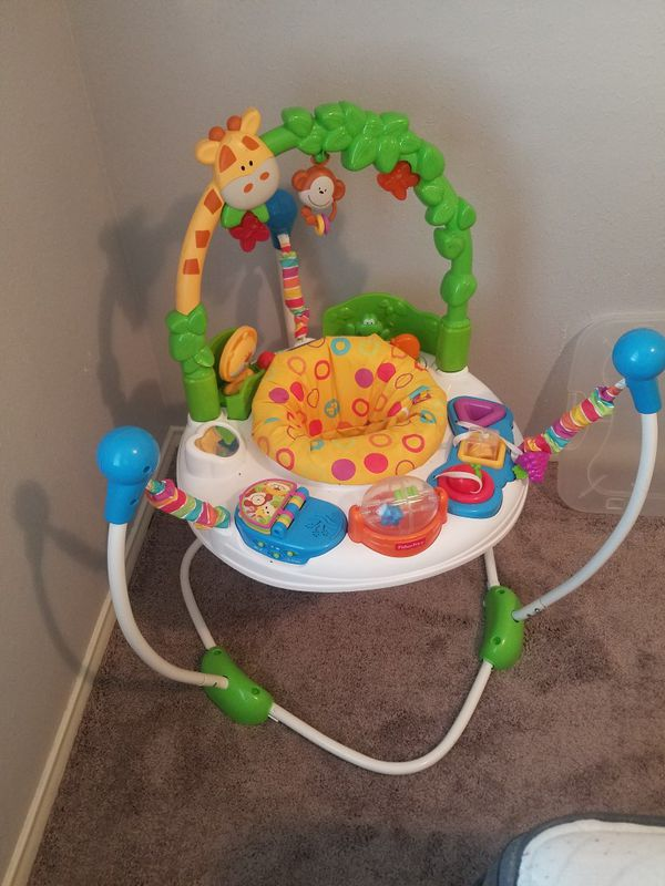 0a0f55c2a51 Fisher Price Go Wild Jumperoo for Sale in Tyler, TX - OfferUp