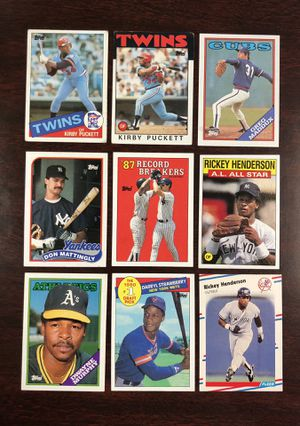 Baseball Cards For Sale In Florida Offerup