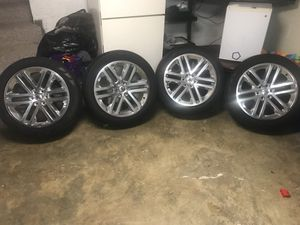 4 rims 285/45 R22 for Sale in Silver Spring, MD