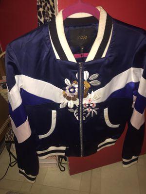 Maje bomber jacket for Sale in North Bethesda, MD