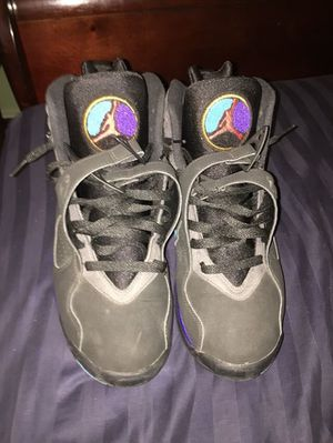 Air Jordan 8 VIII Retro Aqua size 10.5 for Sale in Glen Allen, VA