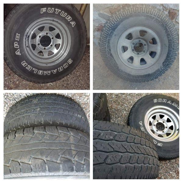 Wheels For Sale In El Paso, TX