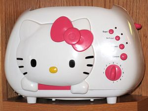 Cute hello kitty toaster! for Sale in San Francisco, CA