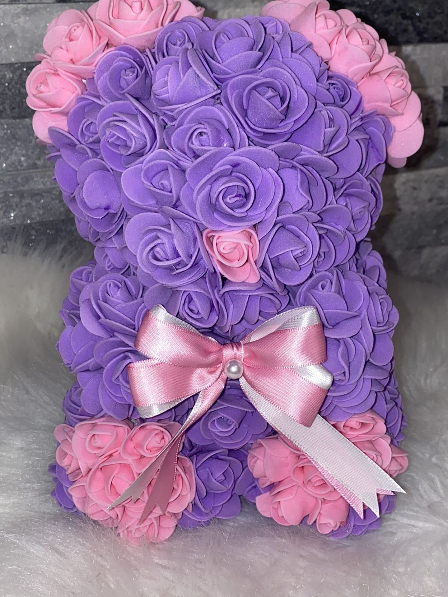 """Rose Bears For Valentines Day 9"""""""