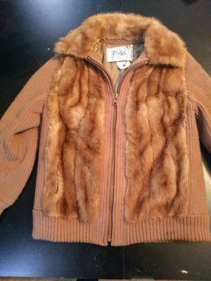 Vintage Mink Fur Jacket for Sale in Murfreesboro, TN
