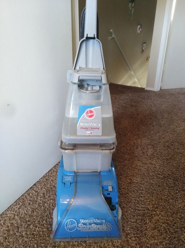 Hoover Steamvac Spinscrub For Sale In Oklahoma City Ok Offerup