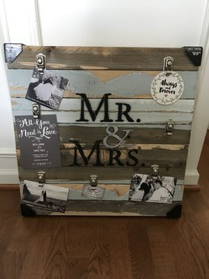 Wedding sign for Sale in Chapel Hill, NC