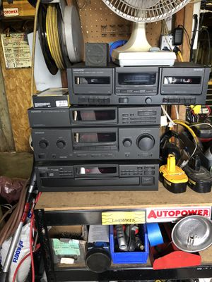 Kenwood stereo for Sale in San Diego, CA