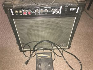 Crate G20 speaker for Sale in Fairfax, VA