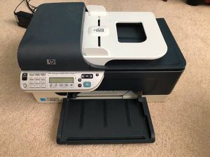 HP Officejet J4680 Printer/Fax/Scanner All-in-One for Sale in Ashburn, VA