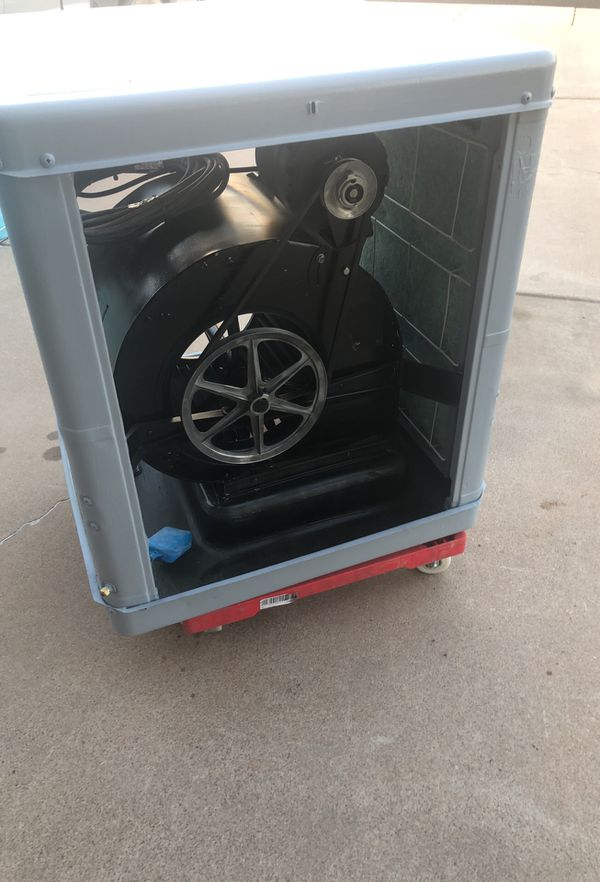 Swap Cooler All Redone Has 2 Speed High And Low New Belt