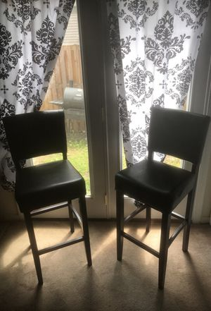 Bar stools very good condition for Sale in Washington, DC