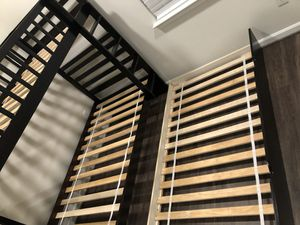 Like New Bunk Bed with trundle for Sale in Leesburg, VA