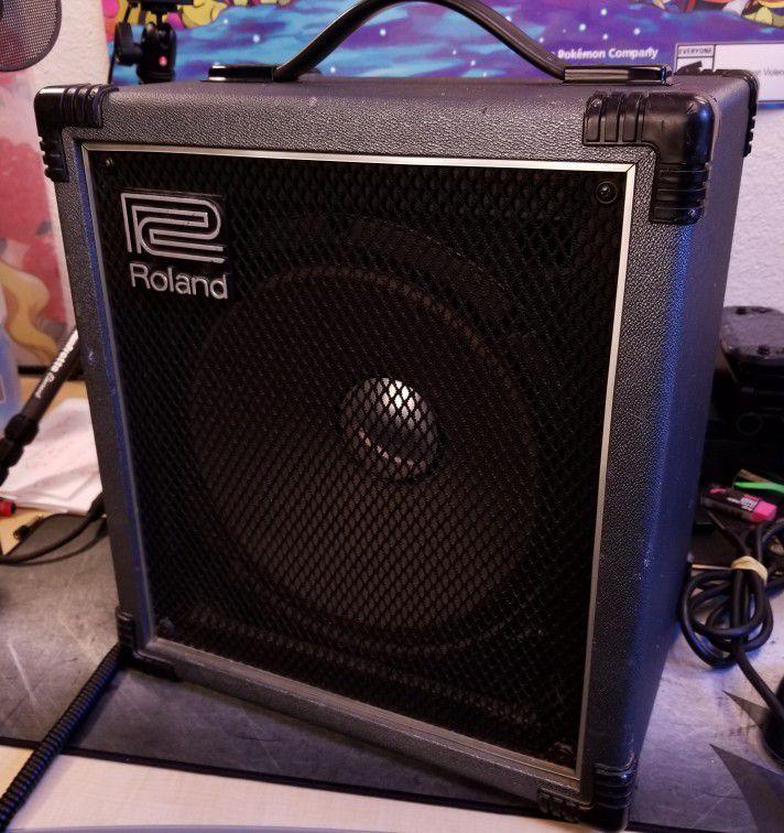 Roland Super Cube-60 Guitar Amplifier
