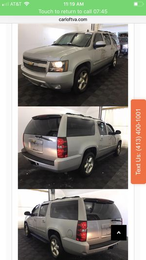 2007 Chevrolet Suburban LTZ 4WD for Sale in Falls Church, VA