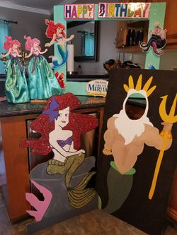 the little mermaid Thumbnail