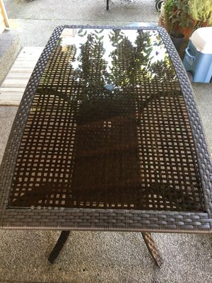 Brand new patio table for Sale in Kent, WA