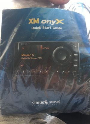 Sirius XM radio (home or car) for Sale in Apex, NC