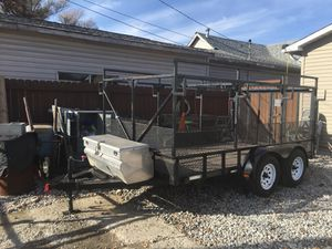 12FT TRAILER for Sale in St. Louis, MO