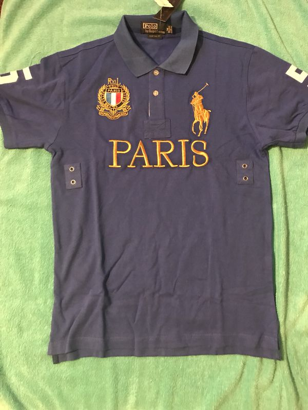 2f56a3400940e Ralph Lauren Paris polo for Sale in Newark